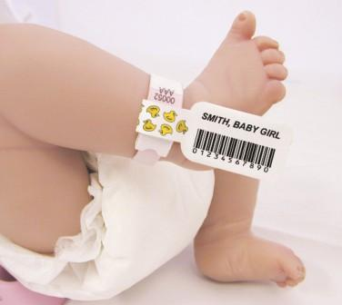 Patient Wristband Amp Label Solutions Richardson Business